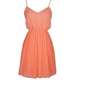 NWT DELIA'S PLEATED DRESS